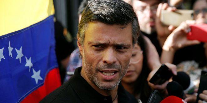 Primeras declaraciones de Leopoldo López tras su salida de Venezuela