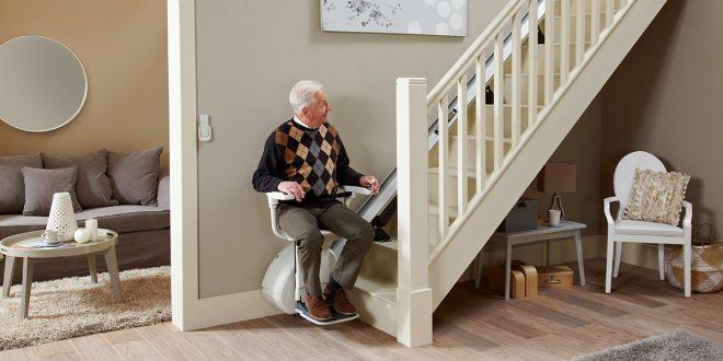 Sillas salvaescaleras: ¡la solución más indicada para personas que tienen algún impedimento o limitación de movilidad!