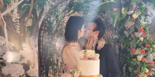 Se unieron en Matrimonio: Daniela Alvarado y José Manuel Suárez